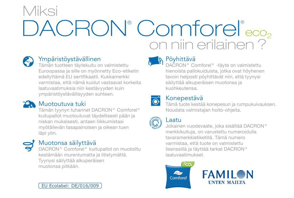 Familon Ultra Plus -tyyny