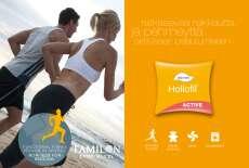 Familon Ultra Sport -tikkityyny