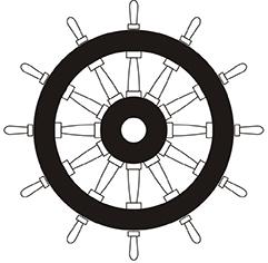 MED - Marine Equipment Directive (Ruorimerkki)