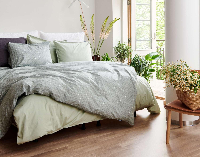 Makuuhuoneen materiaalit