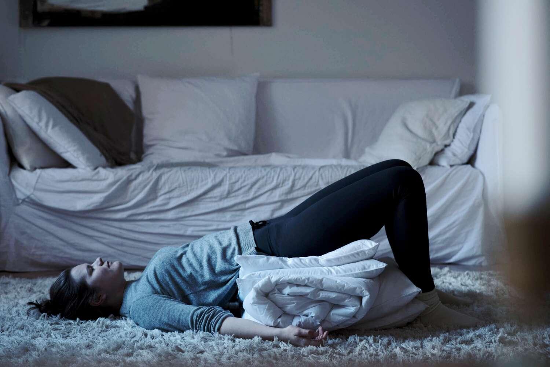 Rauhallinen yin-jooga rauhoittaa parasympaattista hermostoa