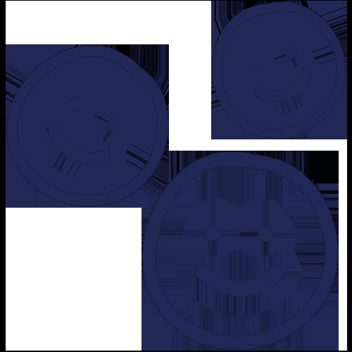 Customer satisfaction 98 %